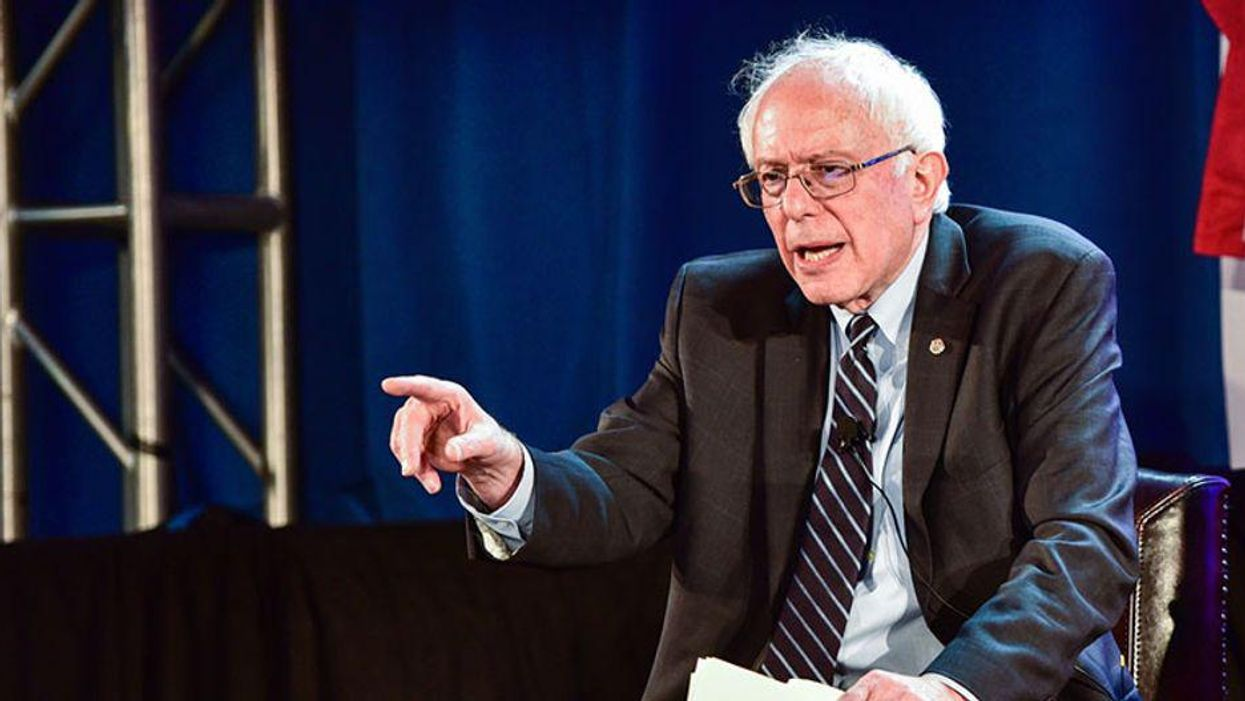 Sanders warns Dems could lose congress if they get mired in 'never-ending' negotiations with GOP