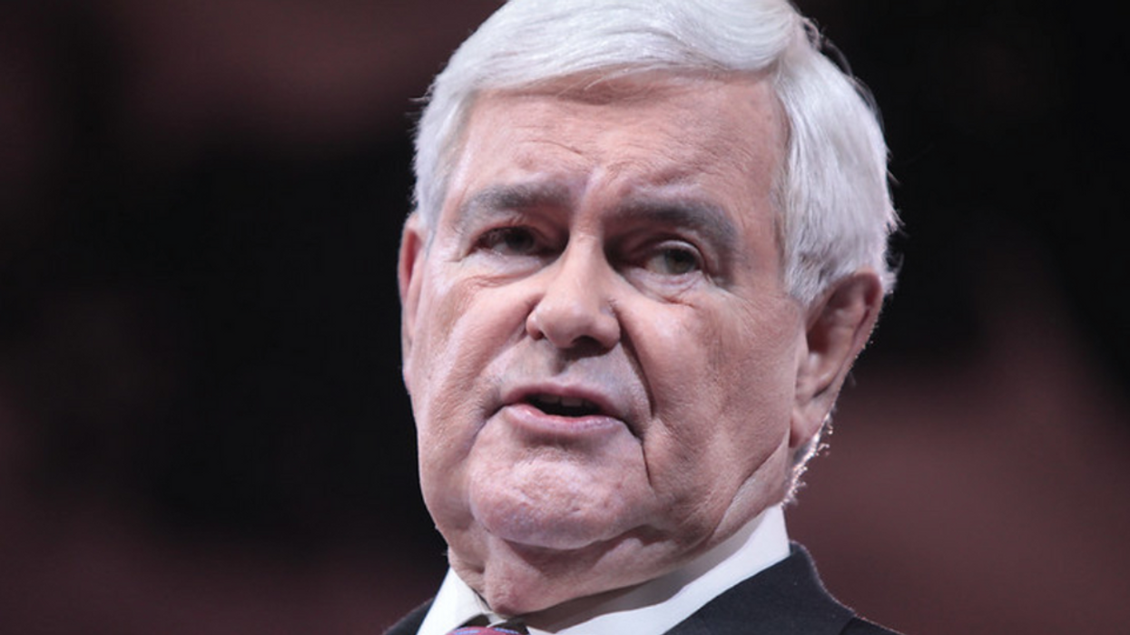 Newt Gingrich paved the way for Trump — now he wants to design Trump's comeback