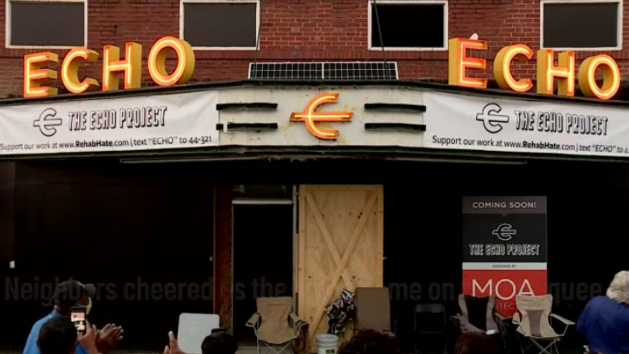 White supremacist shop set to be converted into a memorial honoring civil rights