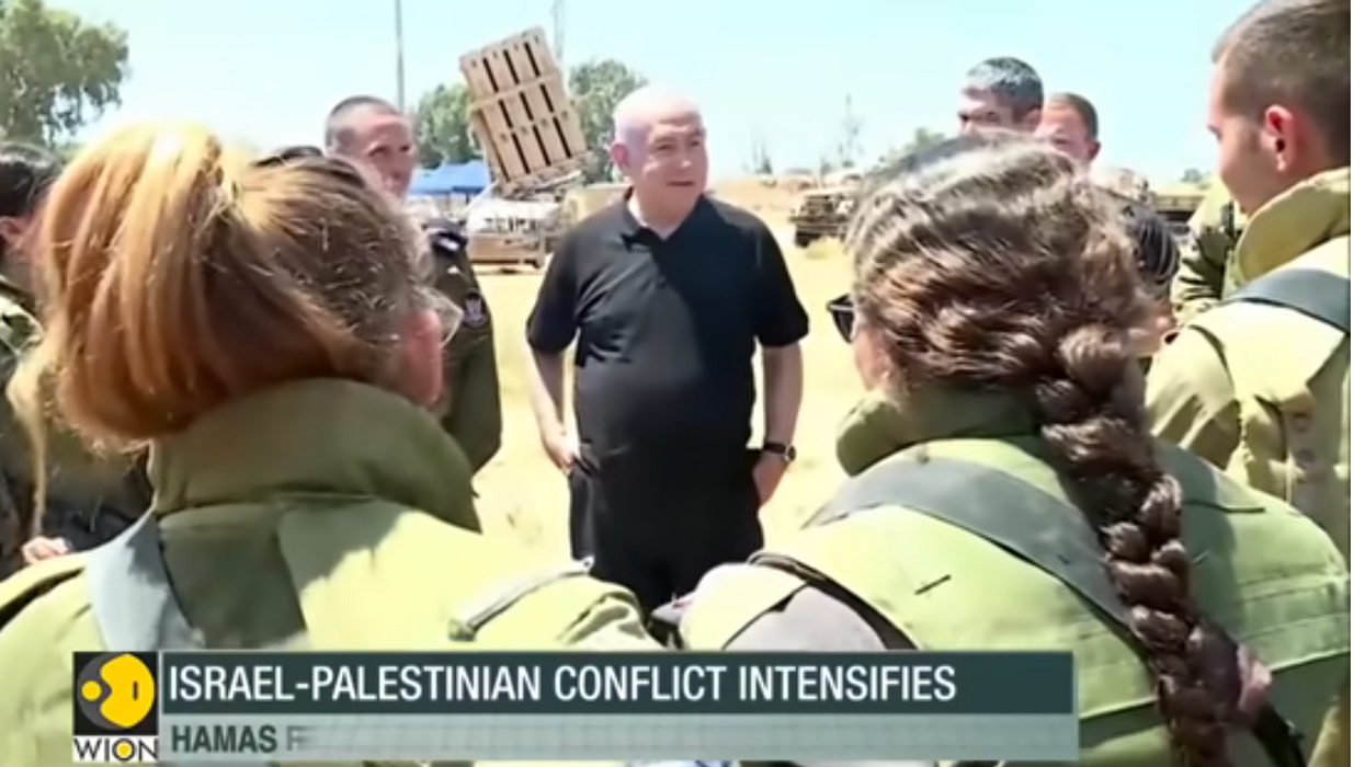 Chris Hedges: Israel is not exercising 'the right to defend itself' in the occupied Palestinian territories