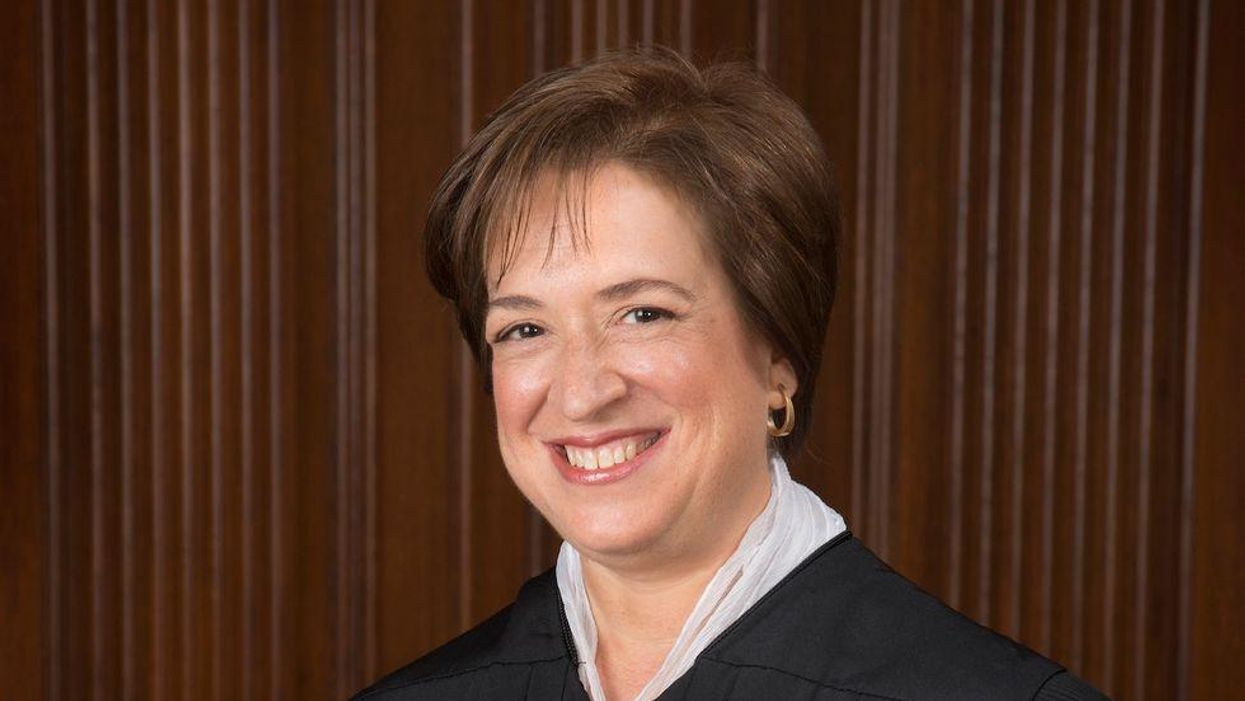 Justice Kagan issues a warning and a stinging rebuke to Kavanaugh's new decision: 'An insupportable ruling'