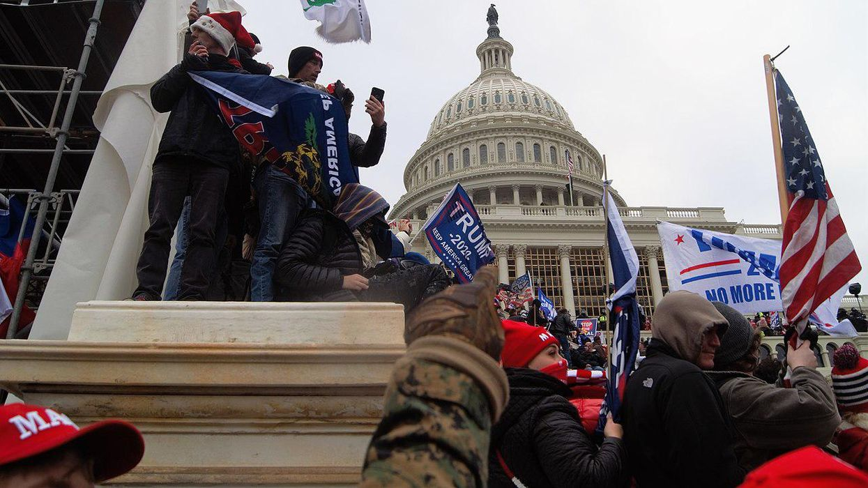 QAnon Shaman's lawyer: Capitol rioters are 'short-bus people' manipulated by worst 'propaganda since Hitler'