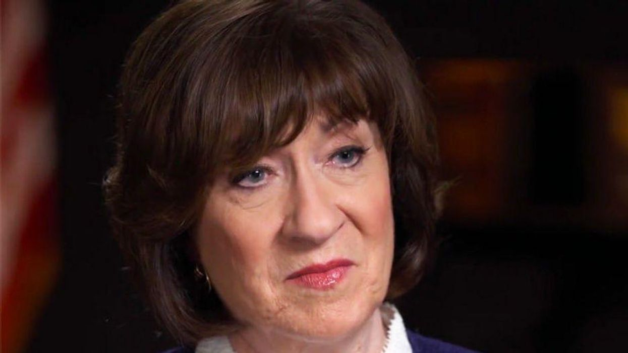 The FBI reveals probe of 'massive scheme' to funnel money to Susan Collins' 2020 campaign: report