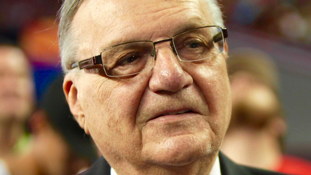Joe Arpaio's racist shenanigans to soon cost taxpayers over $200 million