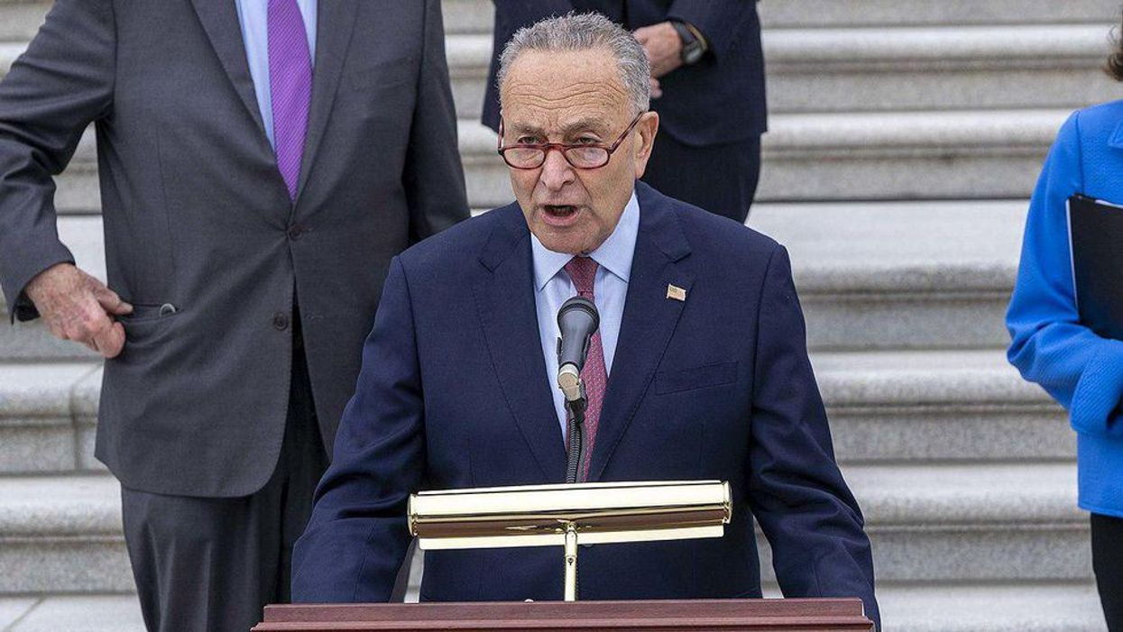 Schumer shoots down Manchin voting rights strategy