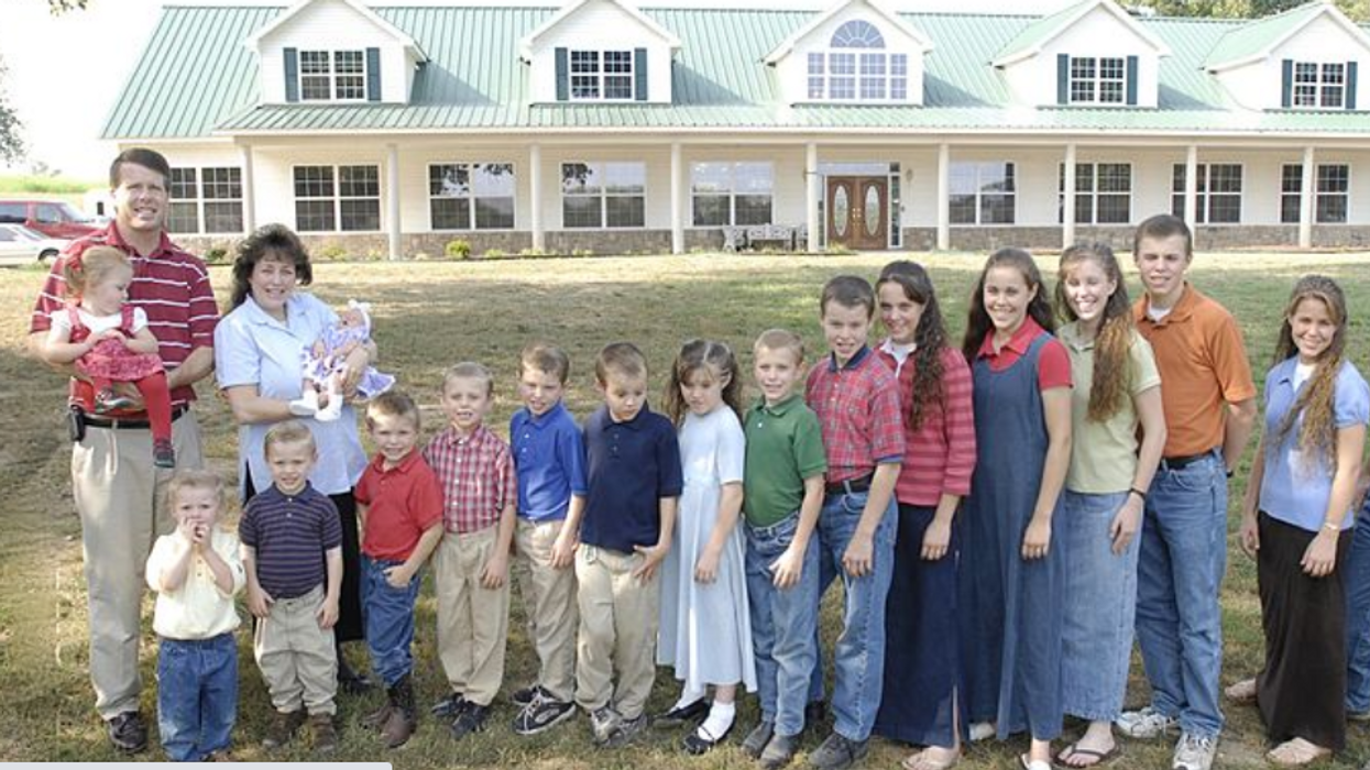 The parentification trap: How evangelical daughters like the Duggar girls become mothers in training