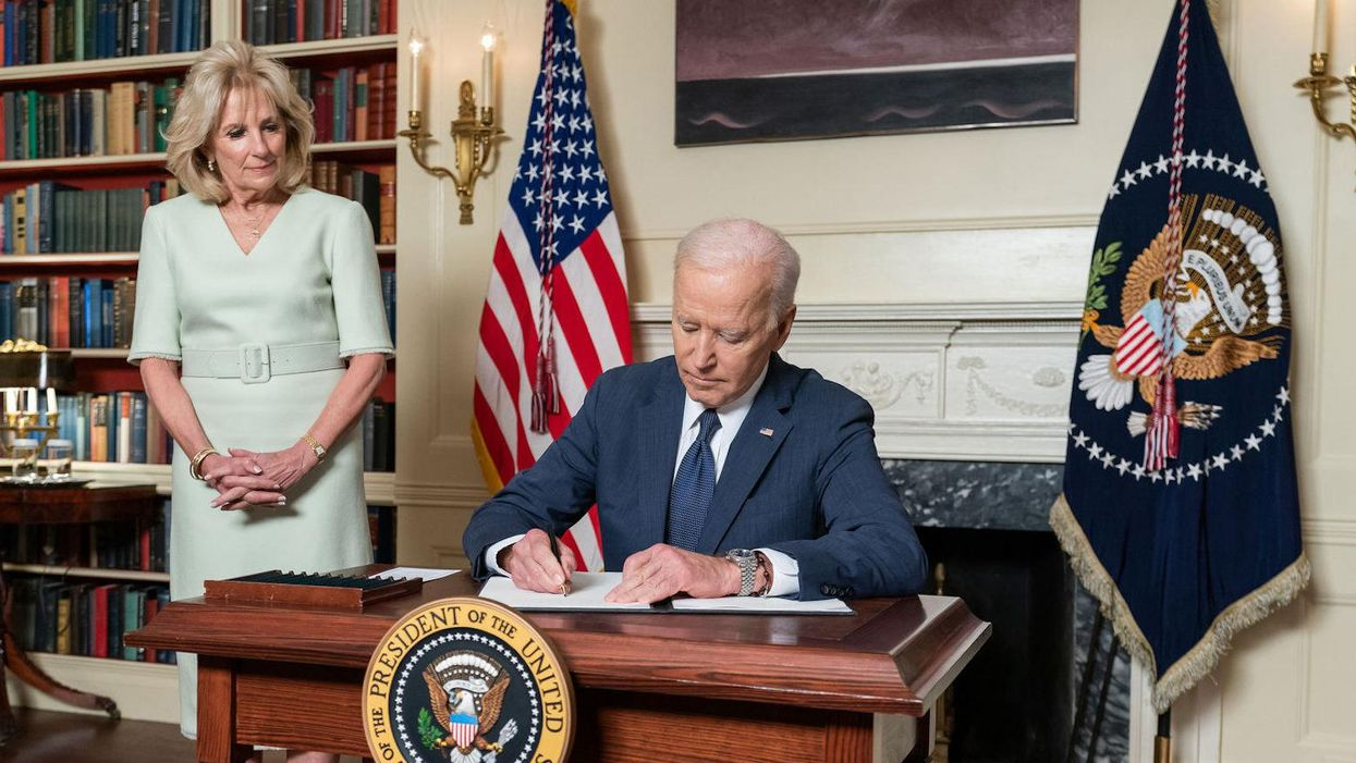New interview shows the central principle of Biden's presidnecy