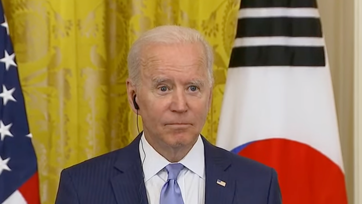 Watch: Joe Biden cracks up the room with his response to a Fox News question about UFOs