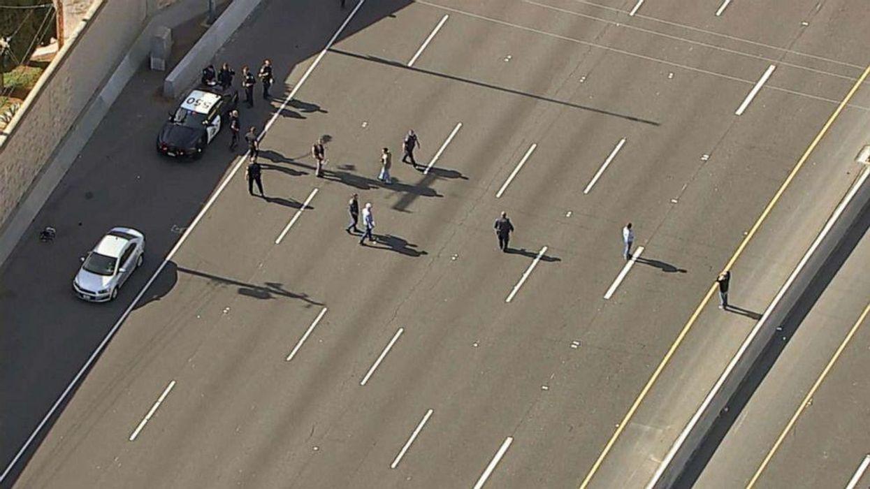 6-year-old fatally shot amid disturbing California road-rage attack