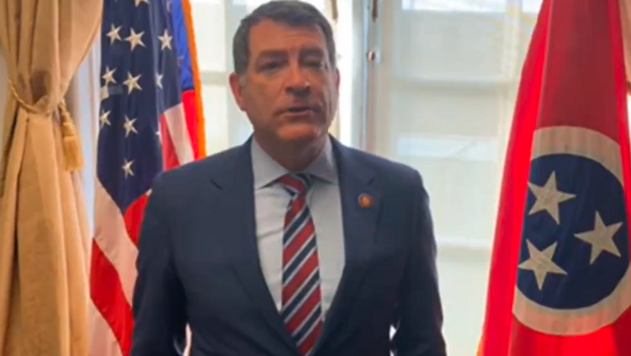 'Begging for oversight': Meet the Republican congressman cashing in on the rise of cryptocurrency
