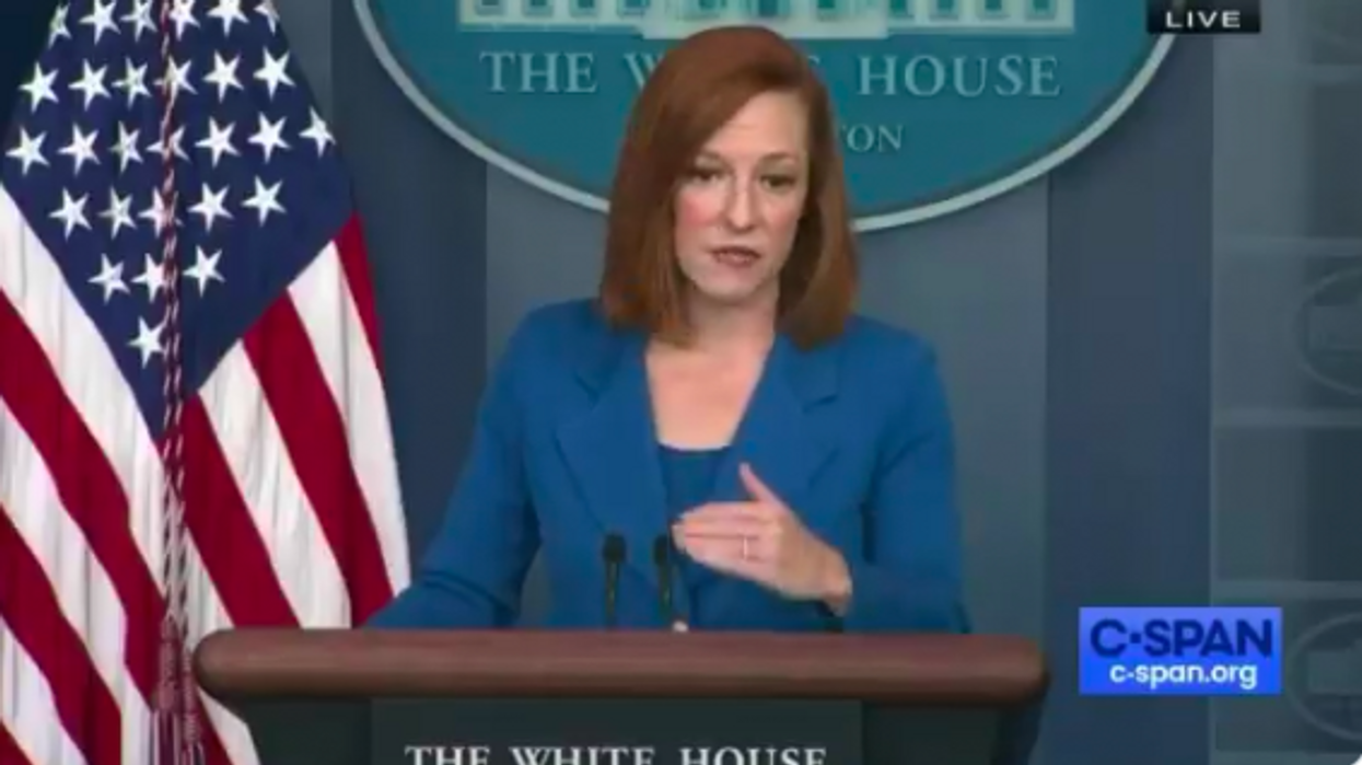 'Misunderstanding how this process actually works': Psaki warns Fox News' Doocy against 'jumping to a conclusion'