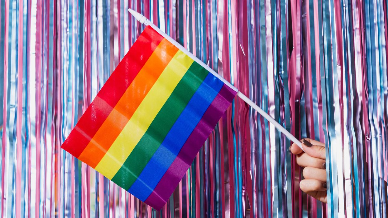 School board president compares LGBTQ flags to support for white supremacy