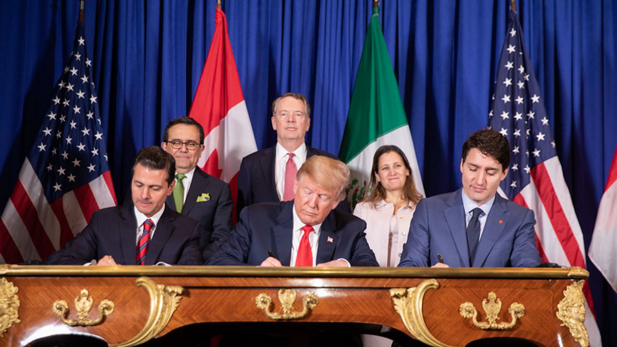 How enforcement of the USMCA will end a corporate race to the bottom