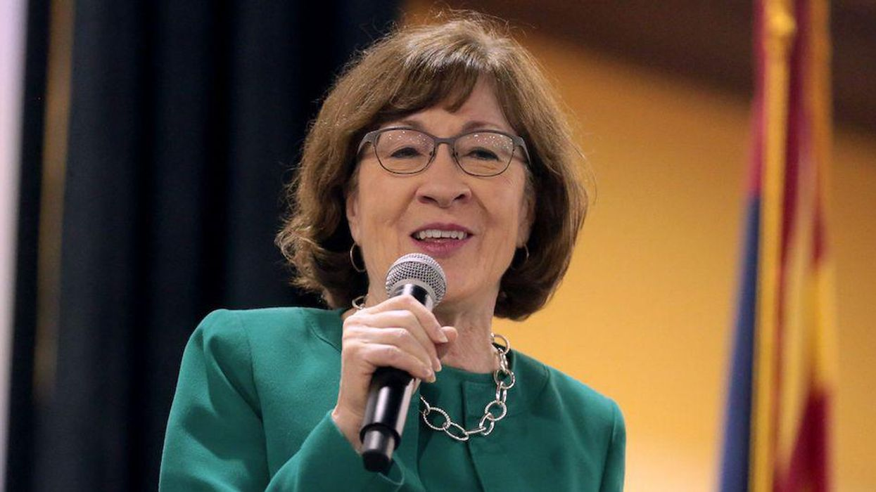 Susan Collins is carrying water for Mitch McConnell as he tries to kill the Jan. 6 commission