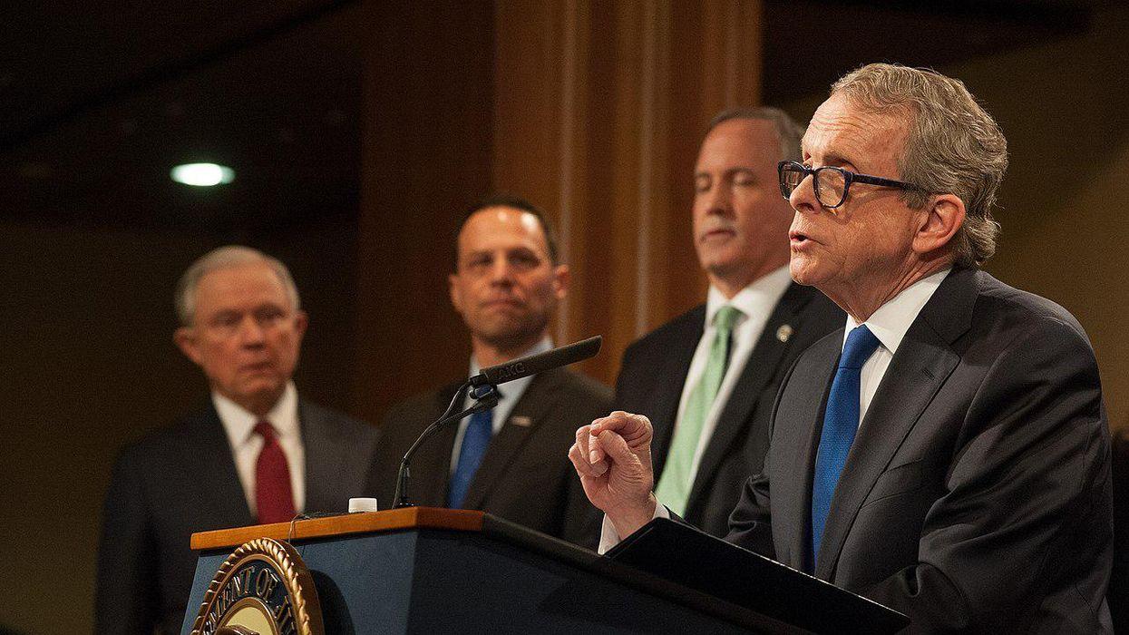 Republican Ohio lawmaker drafts legislation to derail conservative governor's $5 million vaccination lottery