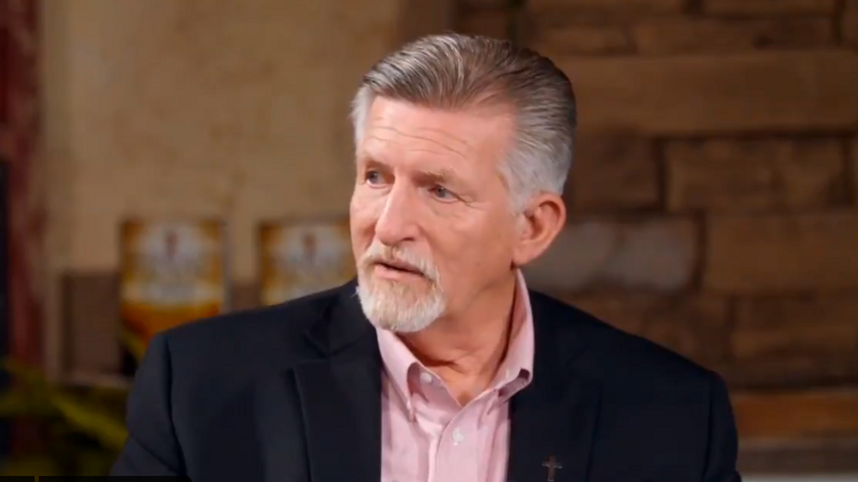 Pastor who said vaccines were part of 'global genocide' reportedly has COVID