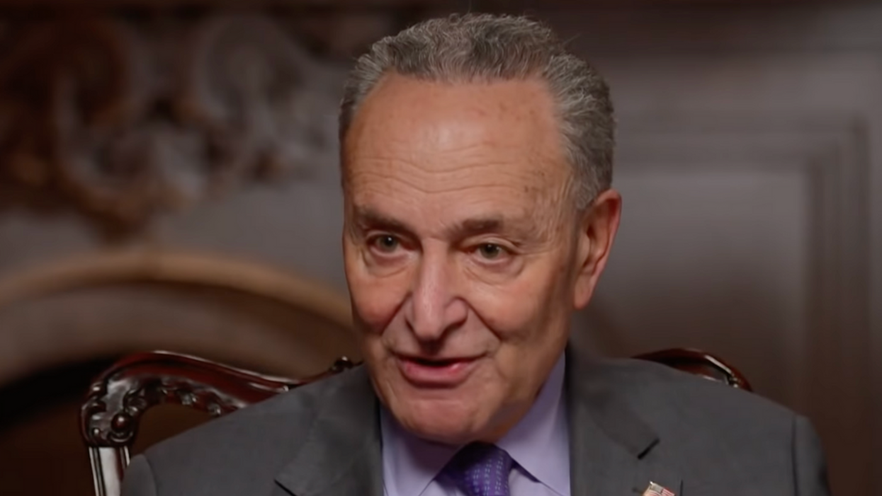 A new Senate ruling upends Chuck Schumer's plans