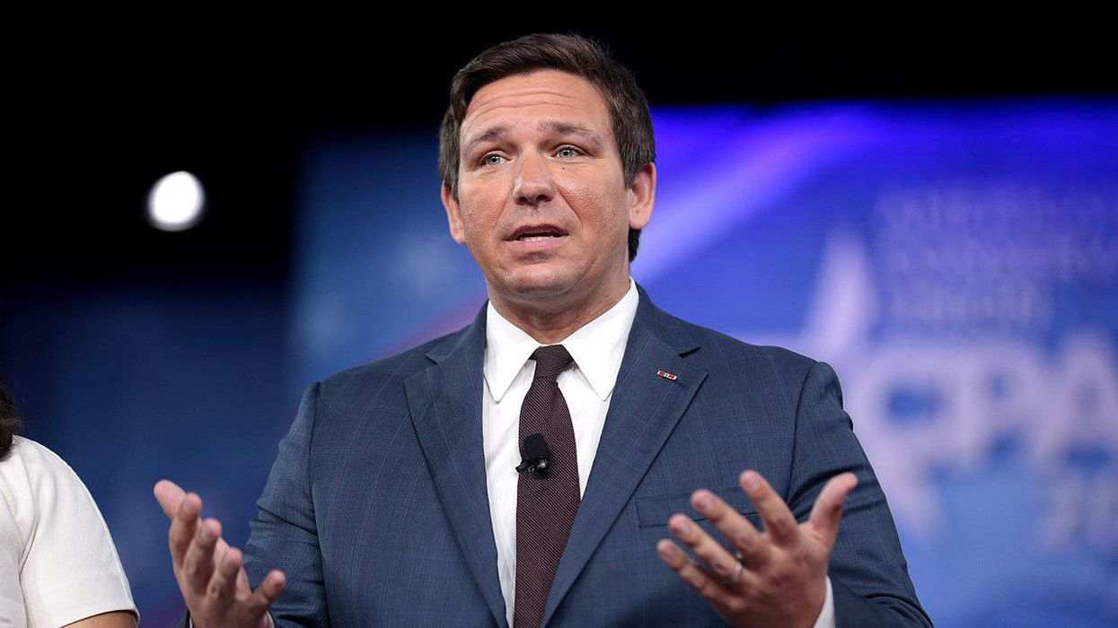 DeSantis slammed Biden's COVID relief plan as 'Washington as its worst' — then used almost $9 billion from it