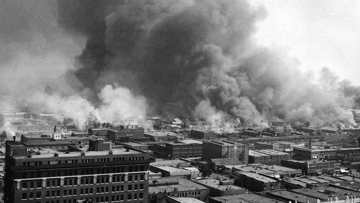 What the Tulsa race massacre destroyed