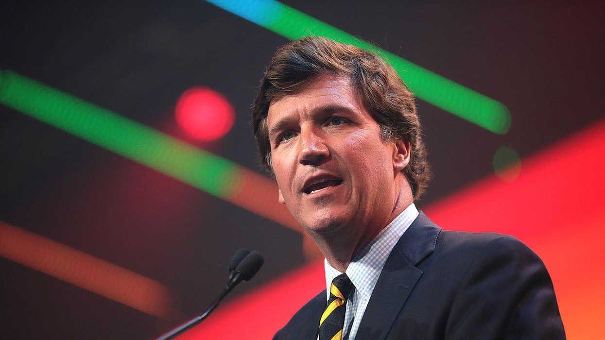 New report reveals how Tucker Carlson got the 'green light' to promote a racist conspiracy theory