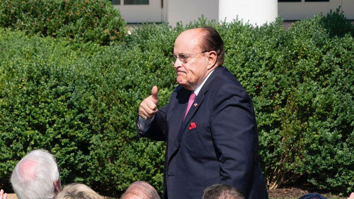 What the new Rudy Giuliani recording exposes about the GOP