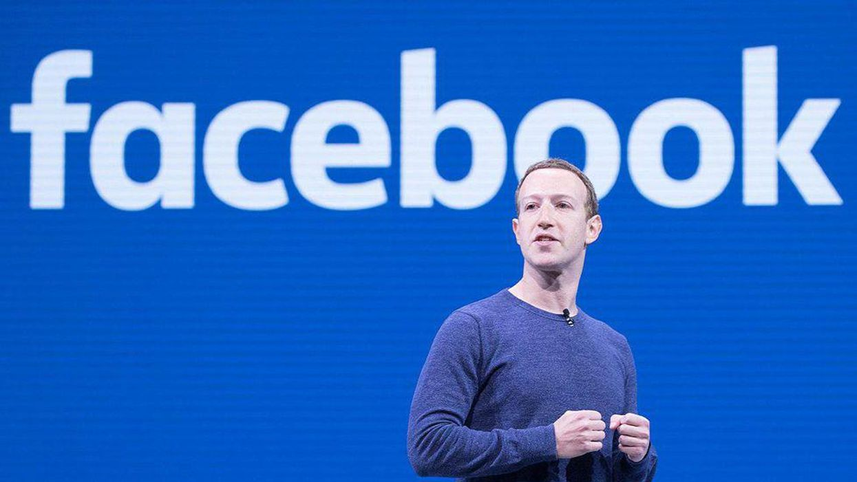 Facebook allowed pro-Trump group to pose as leftists in attempt to split Democratic vote