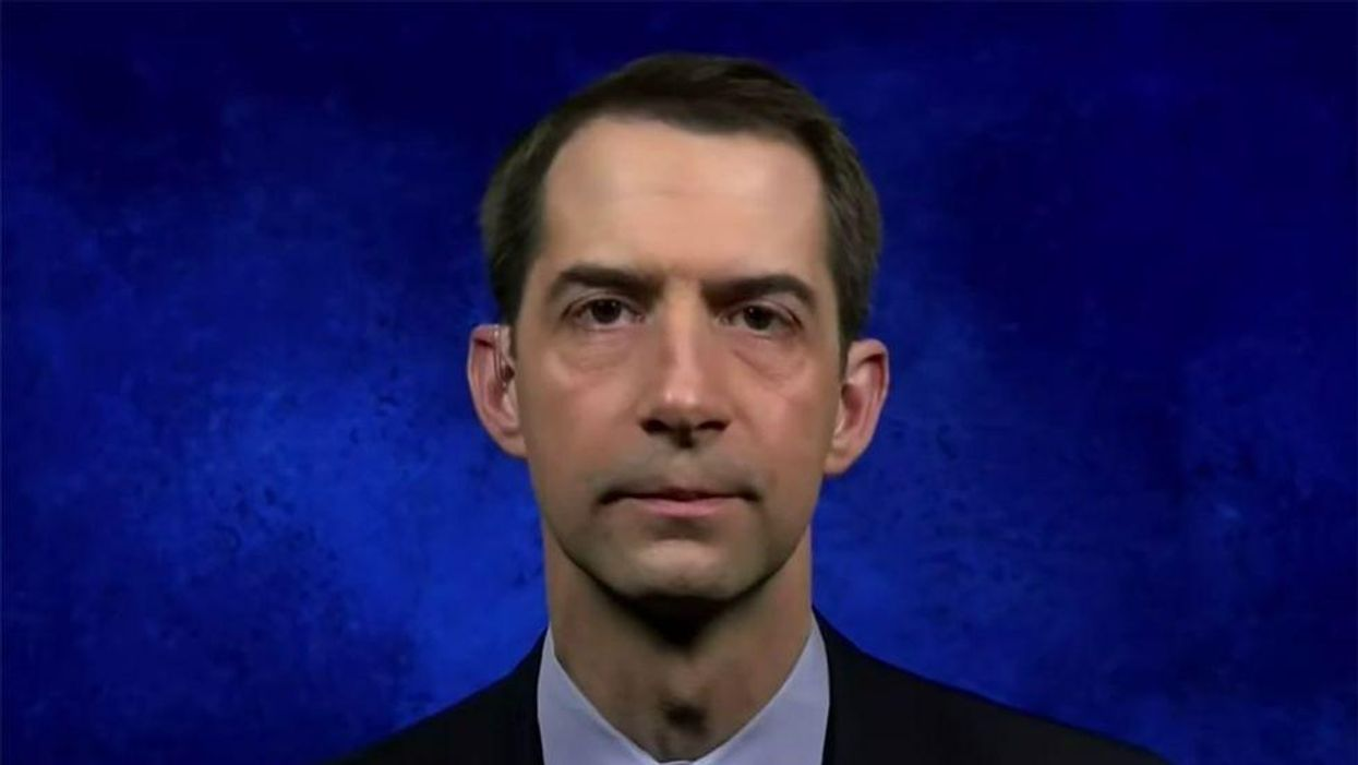 """Potential 2024 candidate Tom Cotton leading GOP charge against """"woke ideology"""" in military"""