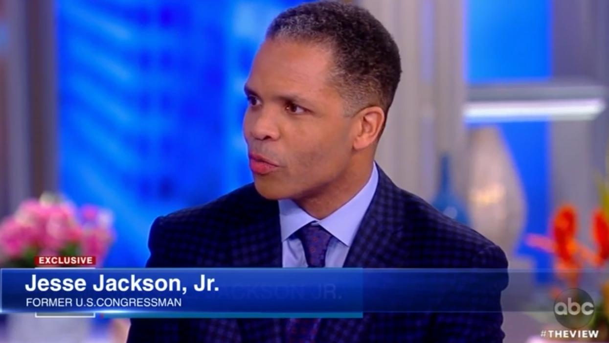 Jesse Jackson Jr. warned us about democracy