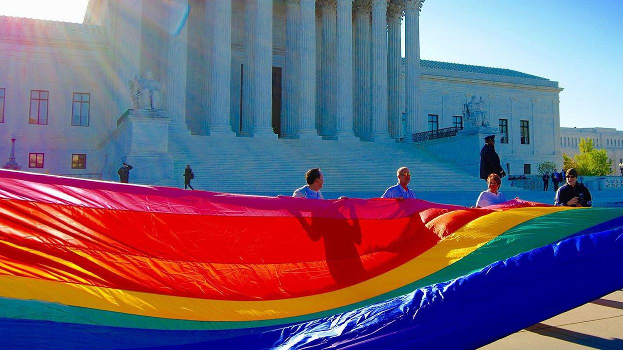How aggressive boycotts and 'cancel culture' helped make same-sex marriage the law of the land