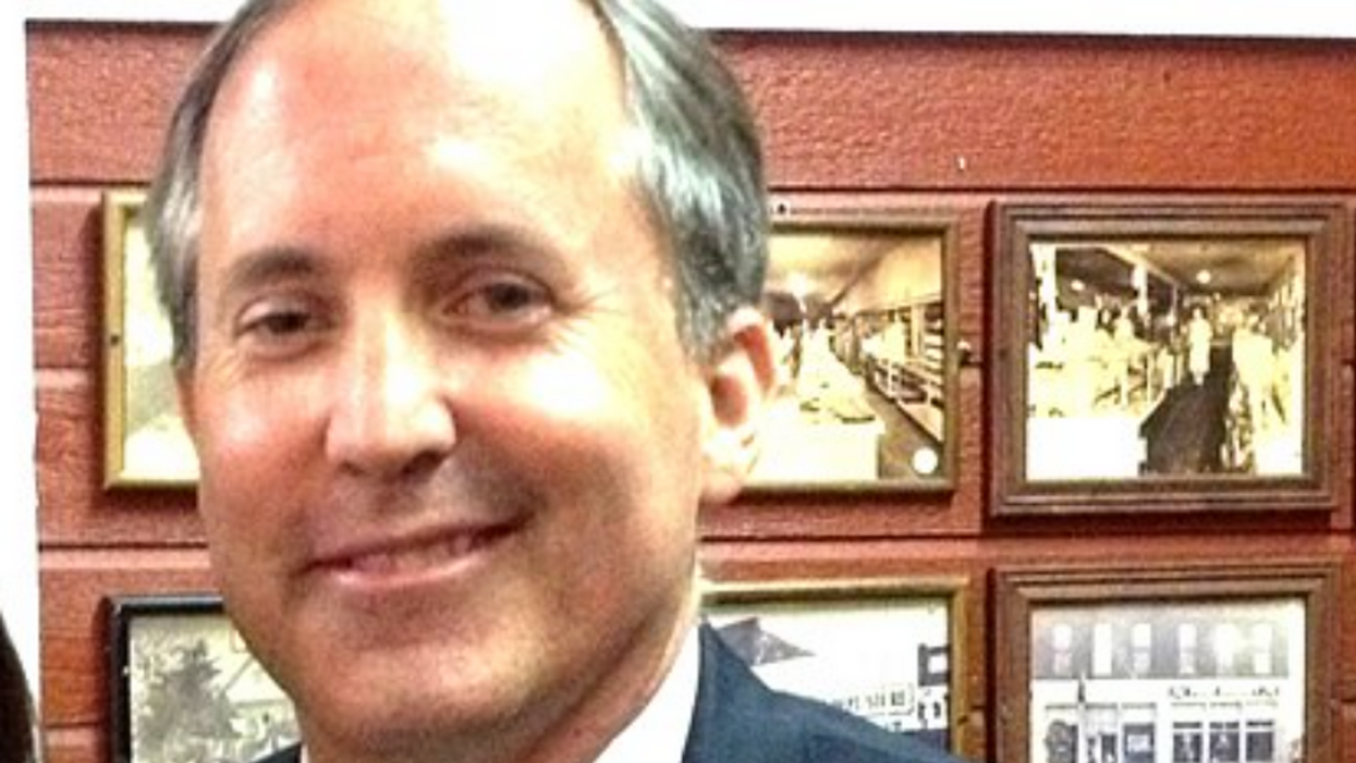 Here's the bizarre way Texas AG Ken Paxton commemorated 9/11 anniversary