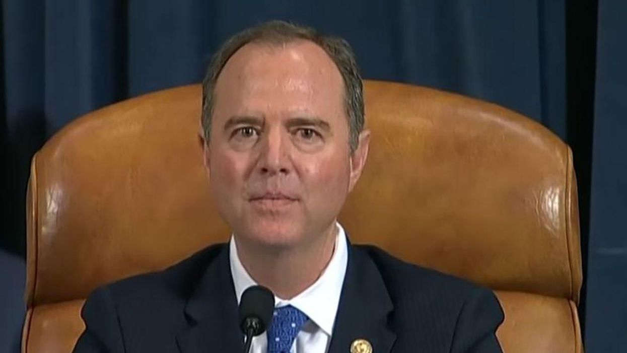 'Out of control': Legal experts weigh in on Trump DOJ's seizing of Adam Schiff's phone records