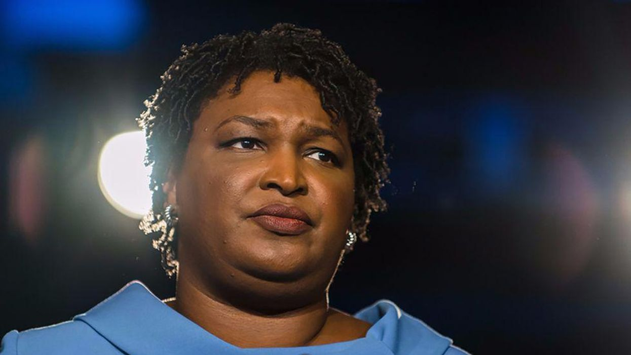 Stacey Abrams lays out how dire Republican 'attacks on our democracy' are during a riveting interview
