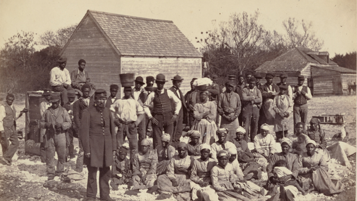 'Here I am': Meet a descendant of one of 272 enslaved people sold on June 19, 1838 by Georgetown U