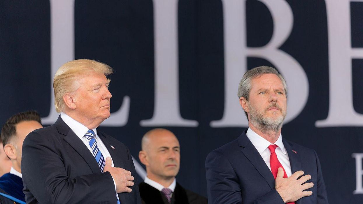 These far-right white evangelicals remain unwavering MAGA loyalists: 'Trump is my president'
