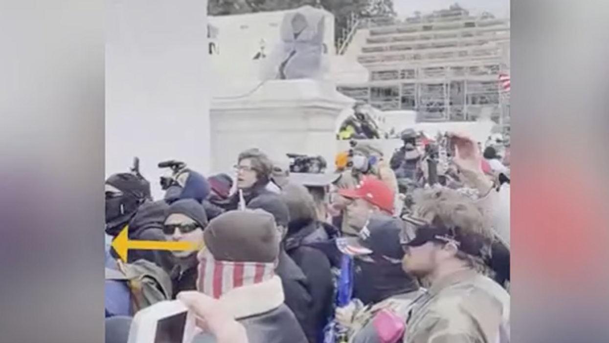 'Pivotal' new video evidence released in Capitol riot investigation