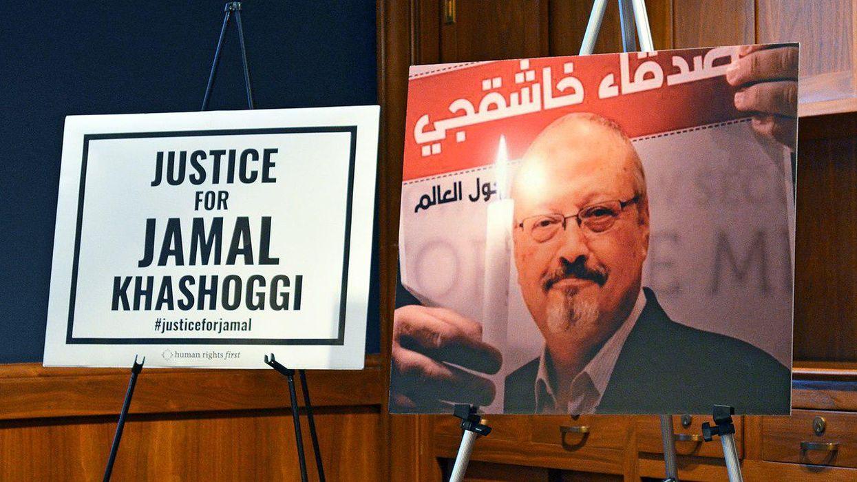 Saudi operatives involved in Jamal Khashoggi 2018 murder received paramilitary training from US firm: report