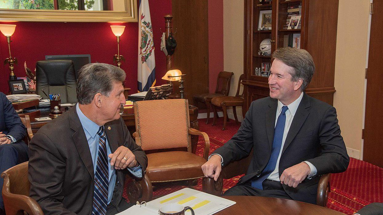 Joe Manchin is not a 'mystery' — he's the same old centrist he's always been: analysis