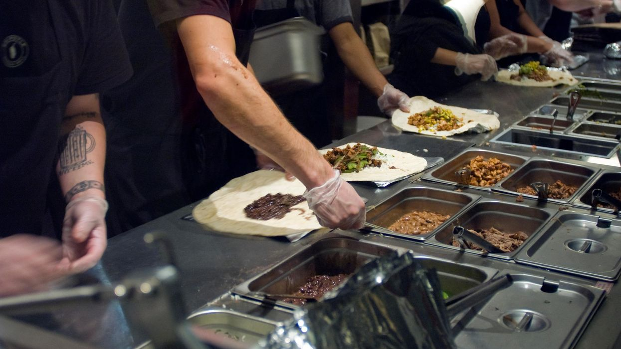 Economist Robert Reich tears apart GOP's 'dangerously loony' claim Dems caused Chipotle price hike