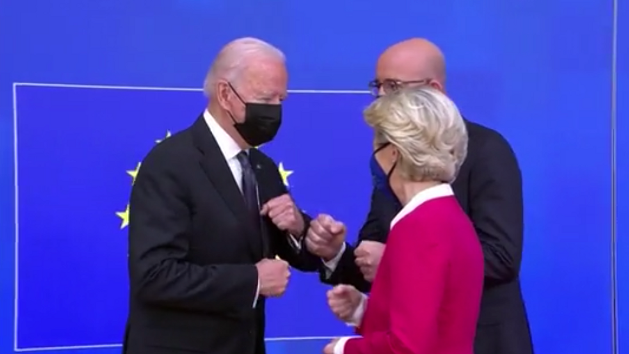Is Biden leading the US into a new Cold War?