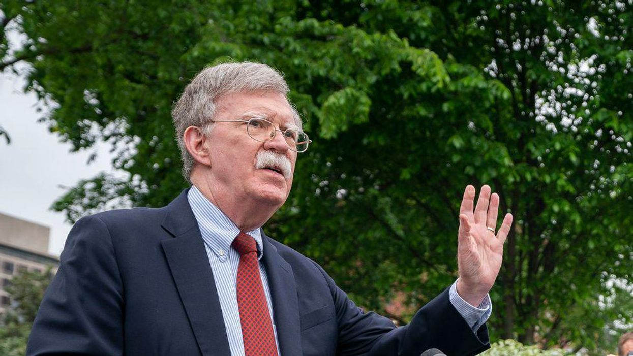 Bolton mulls lawsuit against Trump-led officials who targeted him over tell-all book: 'Abuse of power'