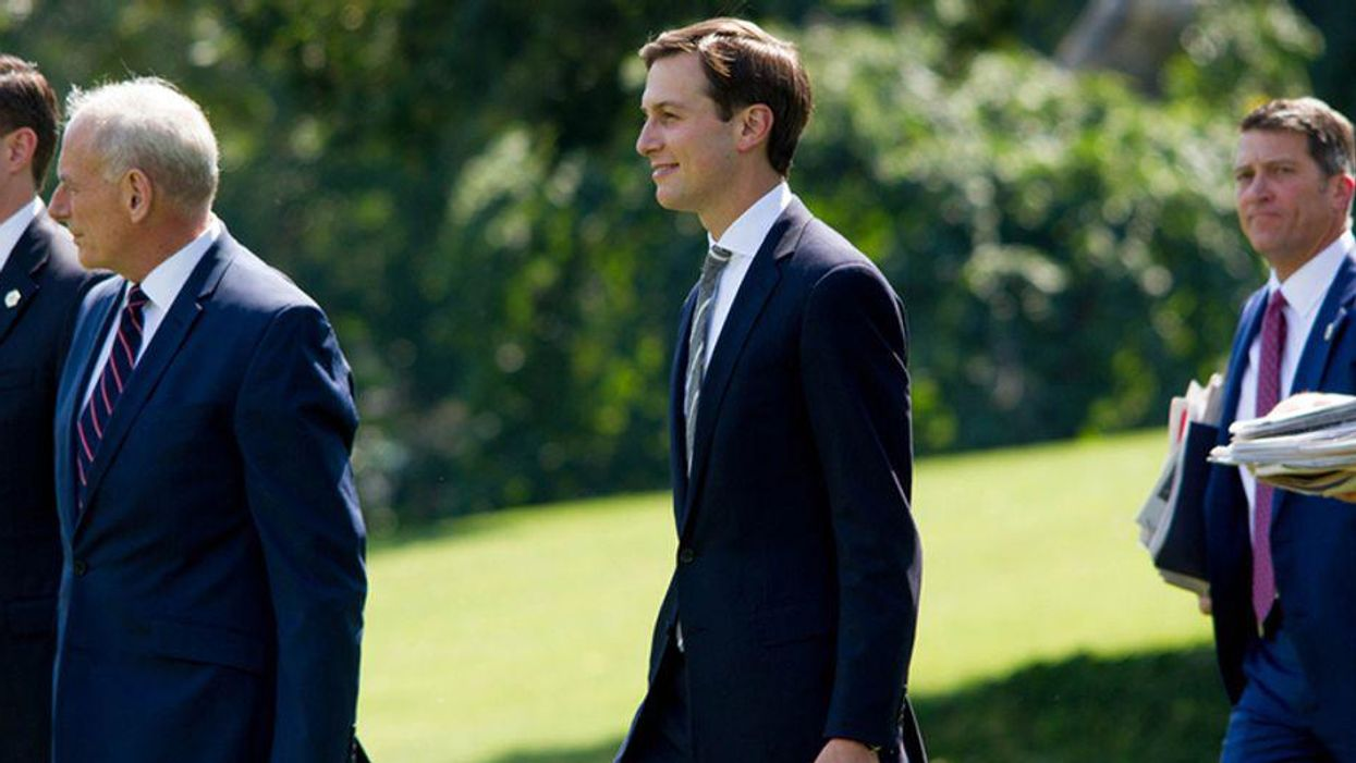 This Jared Kushner scheme massively backfired at crucial phase during pandemic: new book