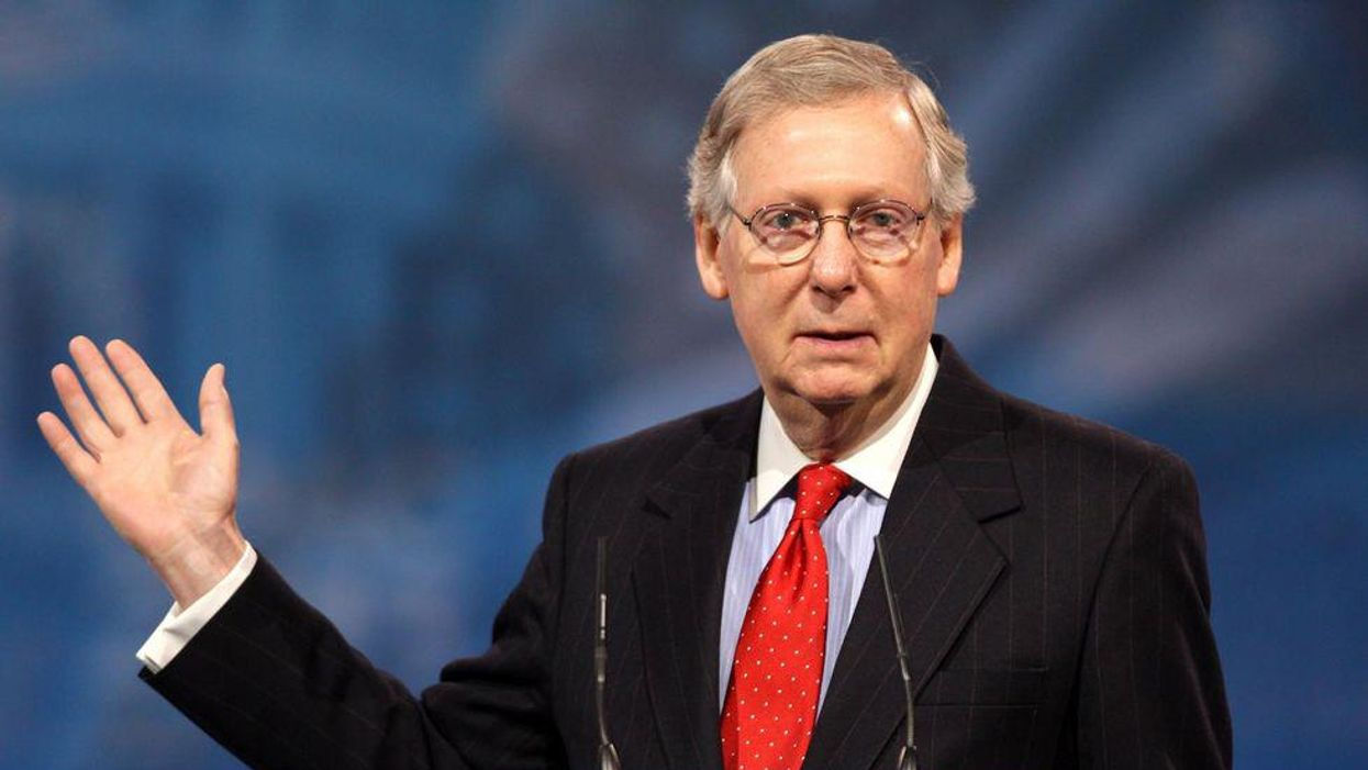 Abandoned and lost: Trump launches a misguided attack on Mitch McConnell