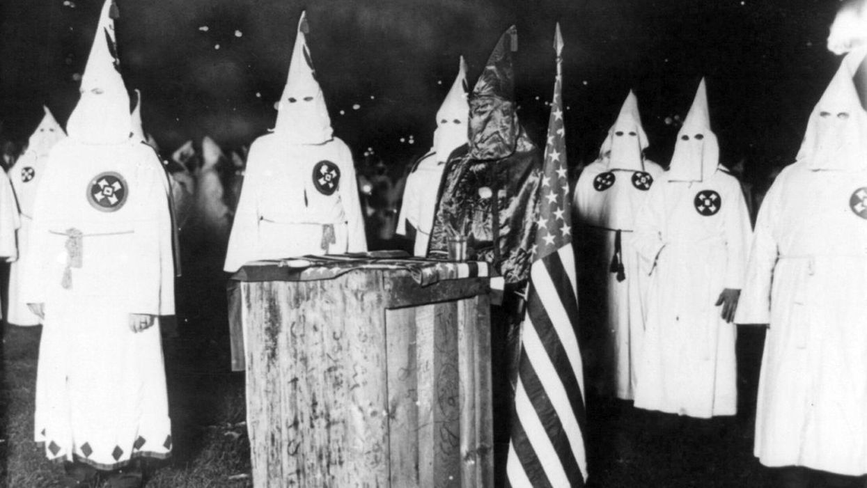 How an anti-KKK law from 1871 can be used to combat Georgia's new voter suppression law