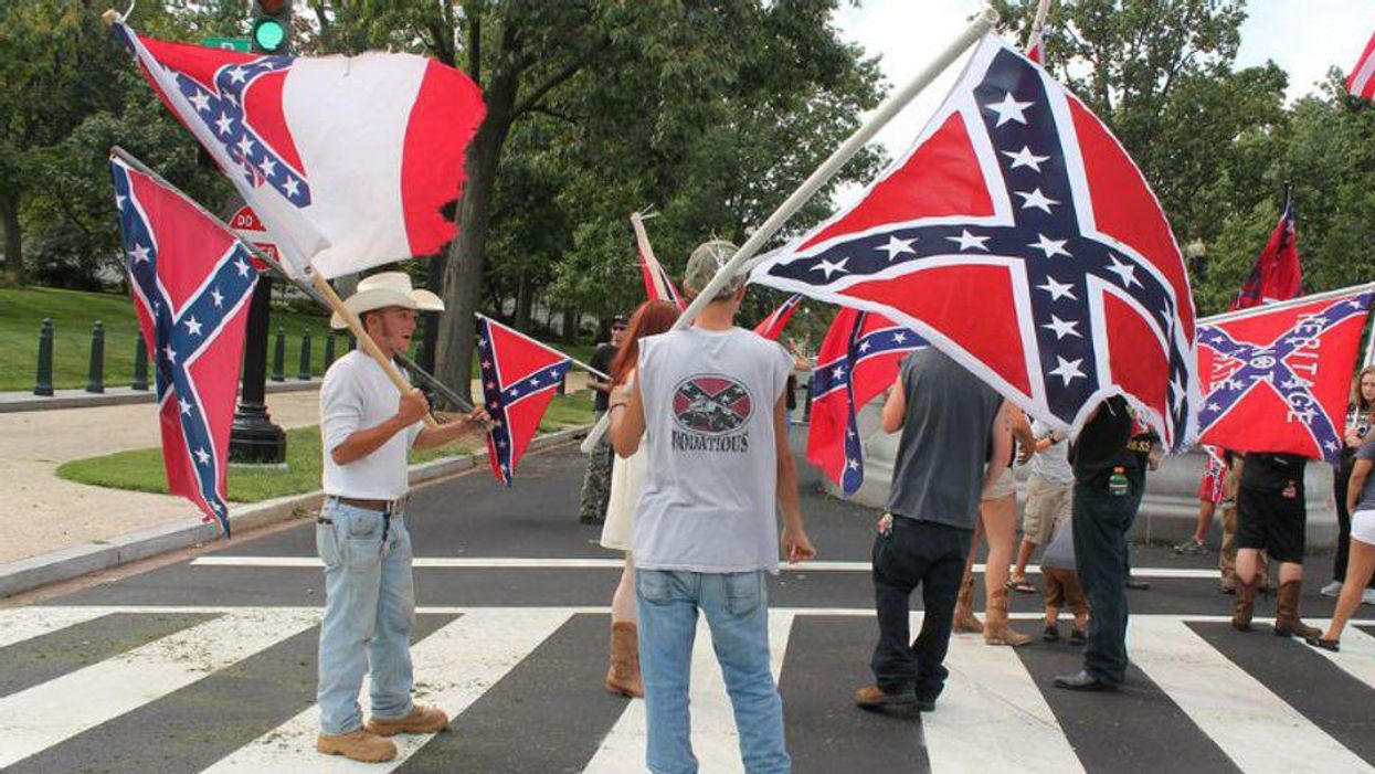 Why the GOP still can't quit the confederacy