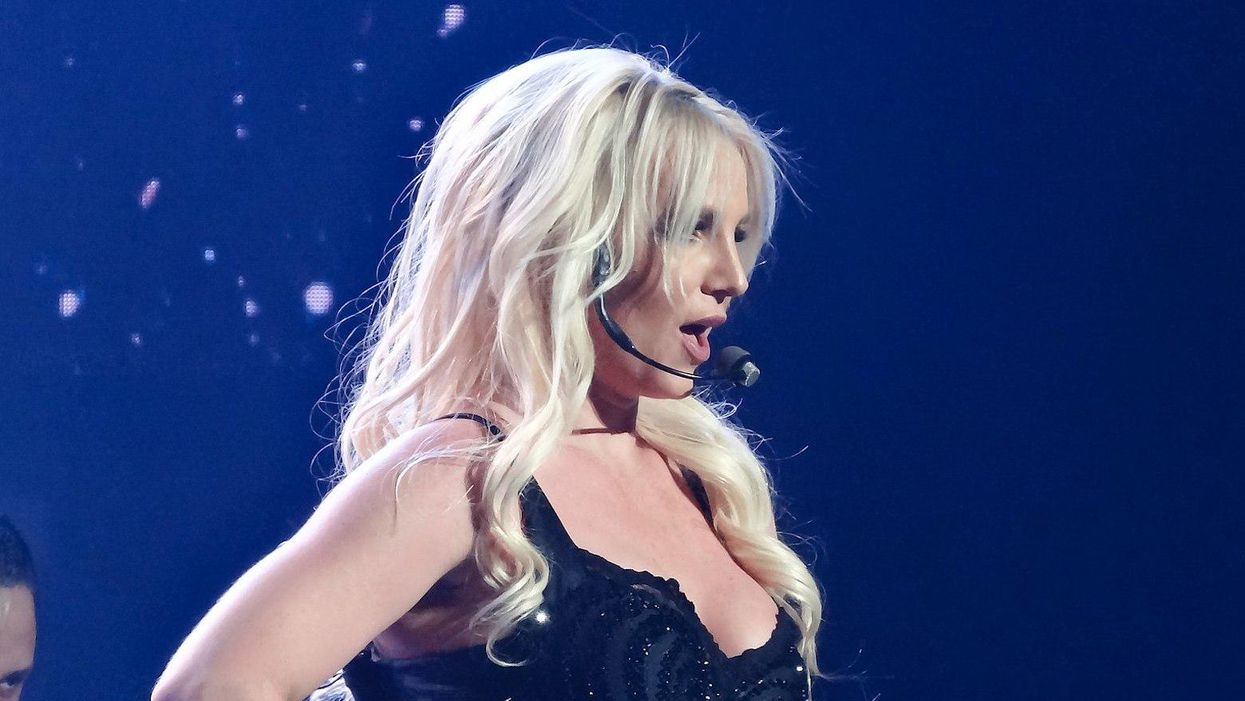 The disturbing parallels between Britney Spears and the oppression of Saudi women