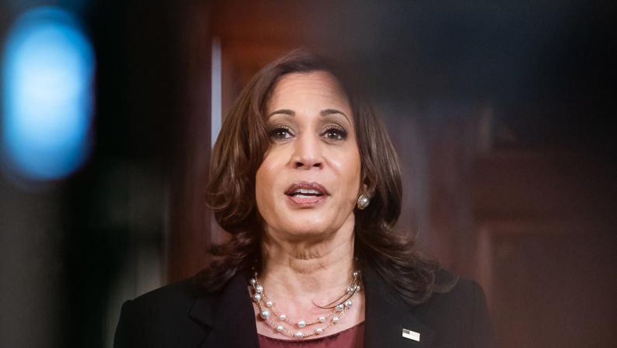 White House chief of staff sounds off about attempted 'sabotage' of Kamala Harris