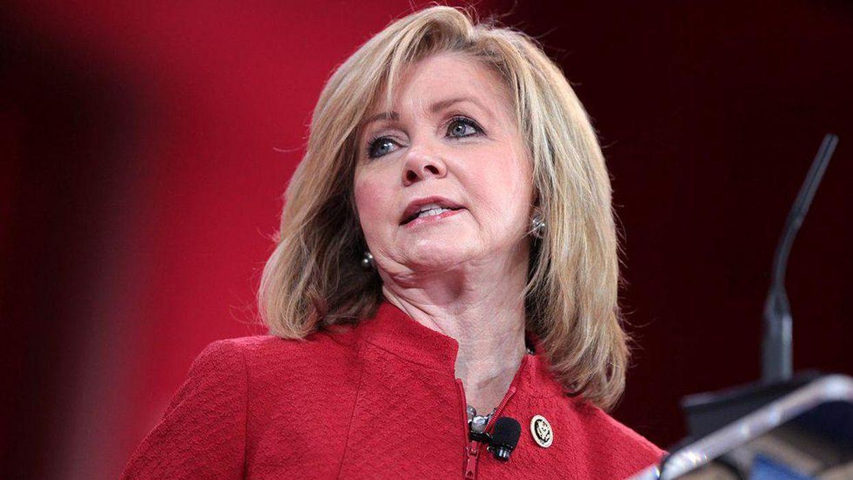 GOP Sen. Marsha Blackburn has a baffling attack on Biden's plan to help seniors