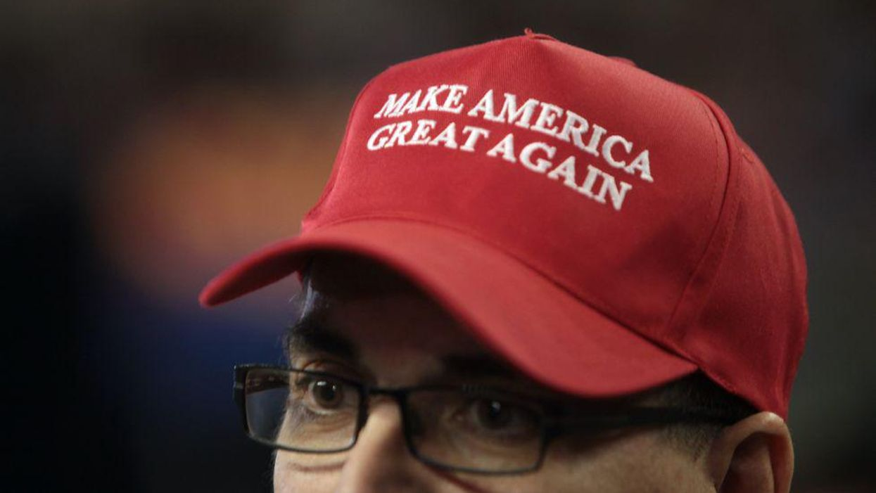 Alarming survey finds American conservatives 'uniquely inclined' toward authoritarianism