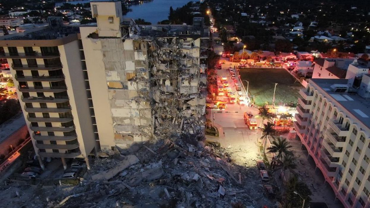 How does a building collapse? An engineering expert on the Surfside disaster