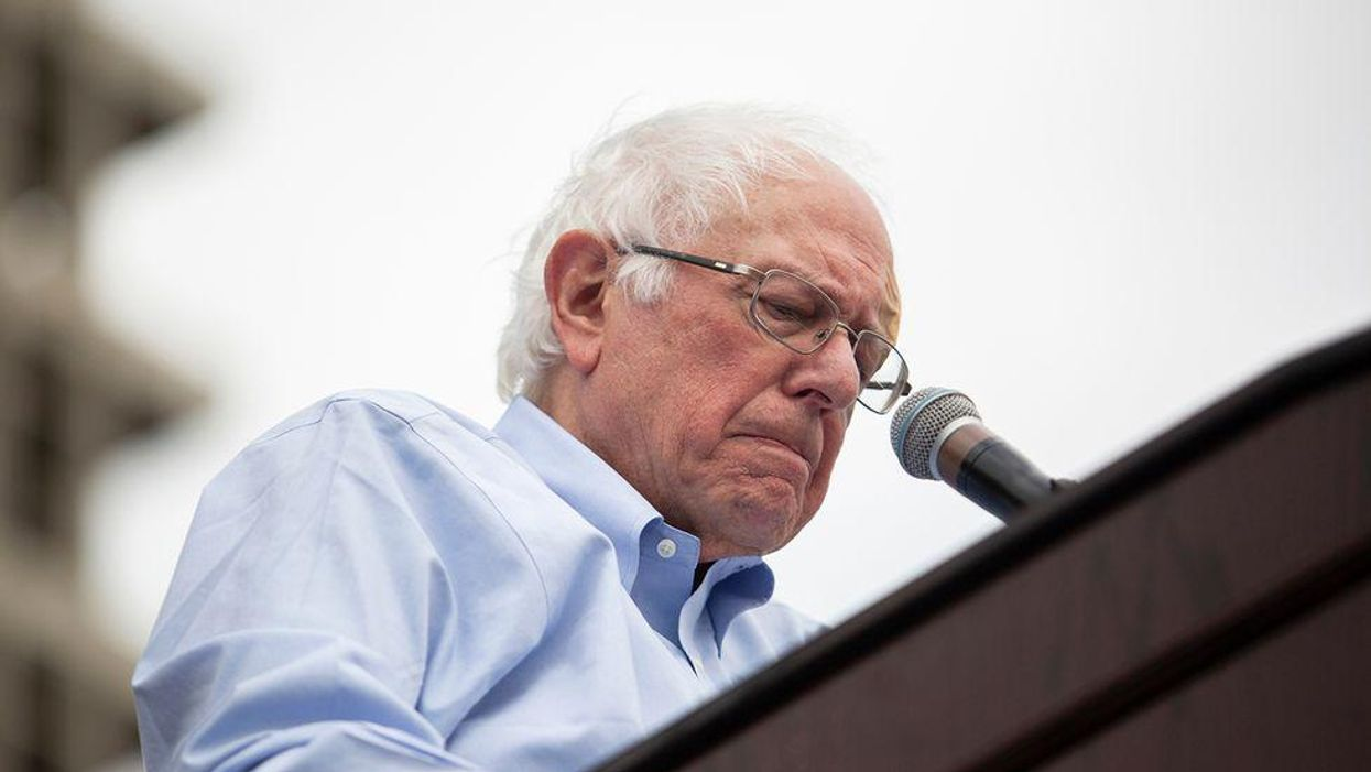 Bernie Sanders' rise highlights the hopes of progressives